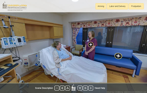 University of Iowa – Labor/Delivery