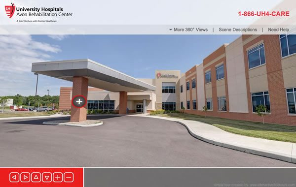 UH Hospitals – Avon Rehab